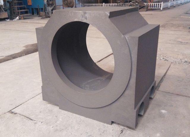 為中國二重集團提供冶金軸承座鑄件