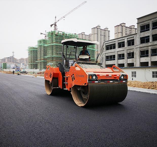 六安市磨子潭路(大別山-紫竹林路)道路工程