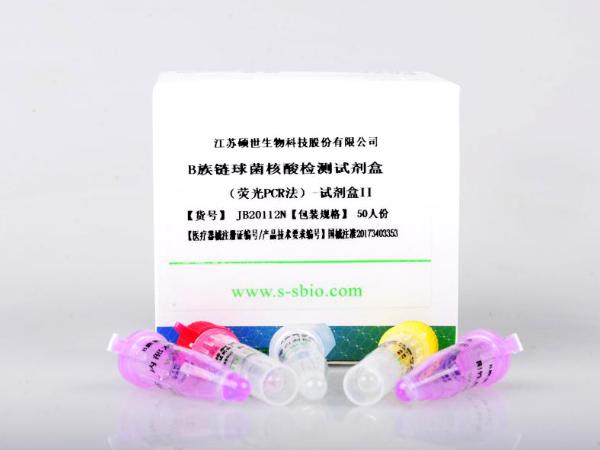 B族链球菌核酸检测试剂盒(荧光PCR法)
