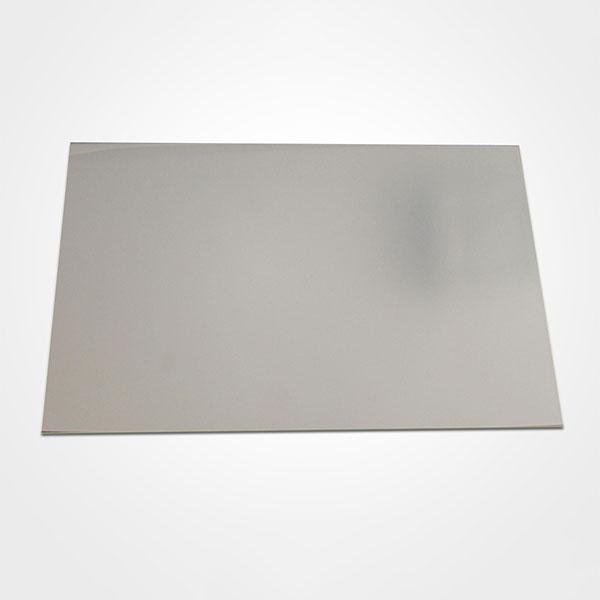 Rhenium plate