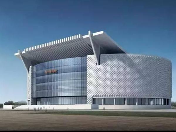 鄭州市博物館新館