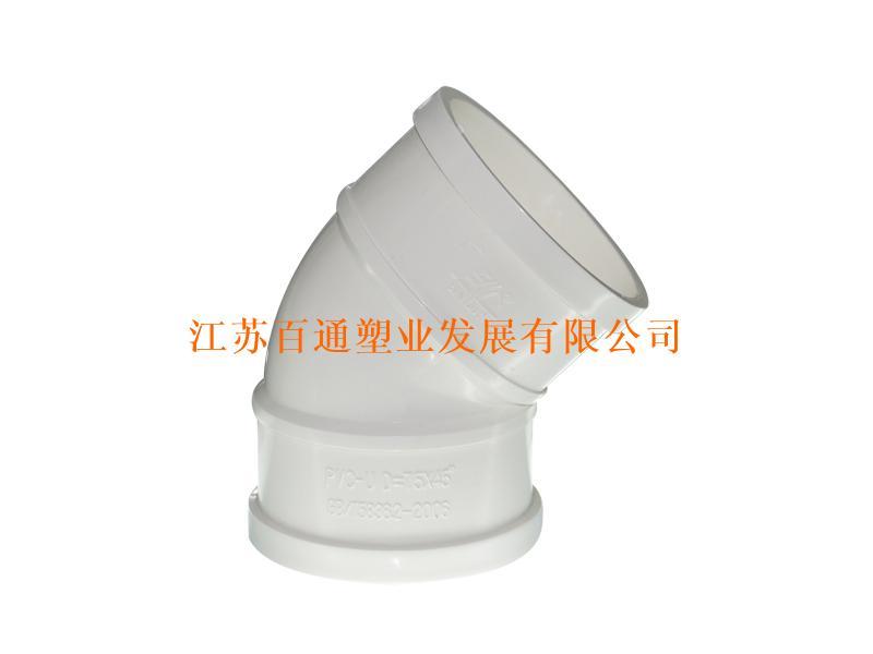PVC-U排水管件规格