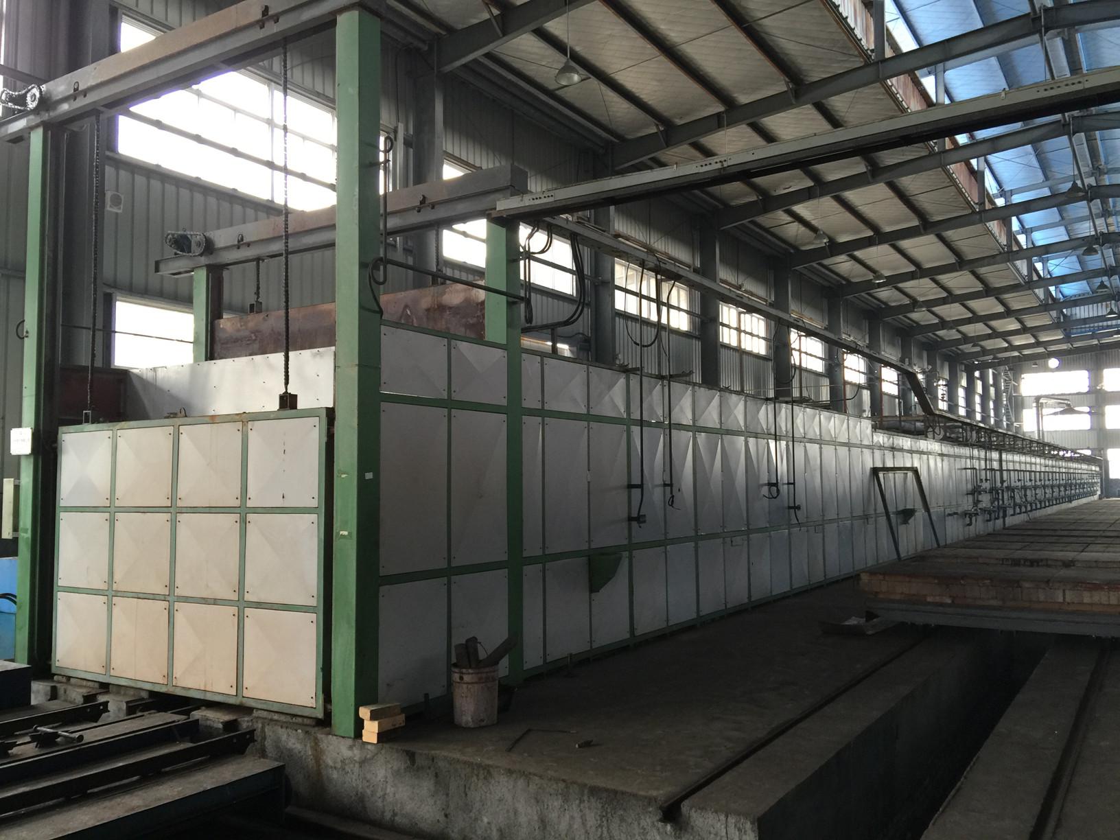 78米廢活性炭再生隧道窯