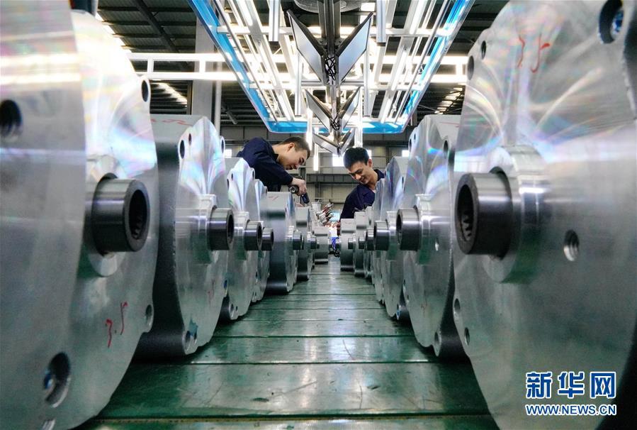 唐山開平:做大支柱產業 助推經濟發展