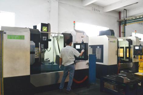 CNC 加工機床