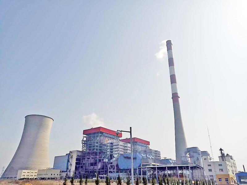 河南裕東電廠2*300MV機組檢修及維護