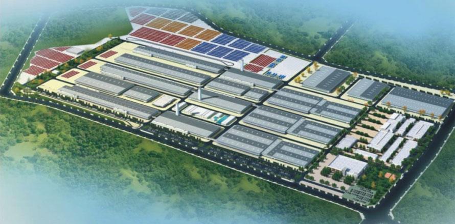 长安铃木二工厂项目