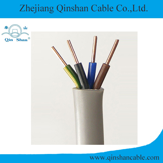 4C Solid Copper Conductor PVC Insulated and Sheathed Electrical Cable