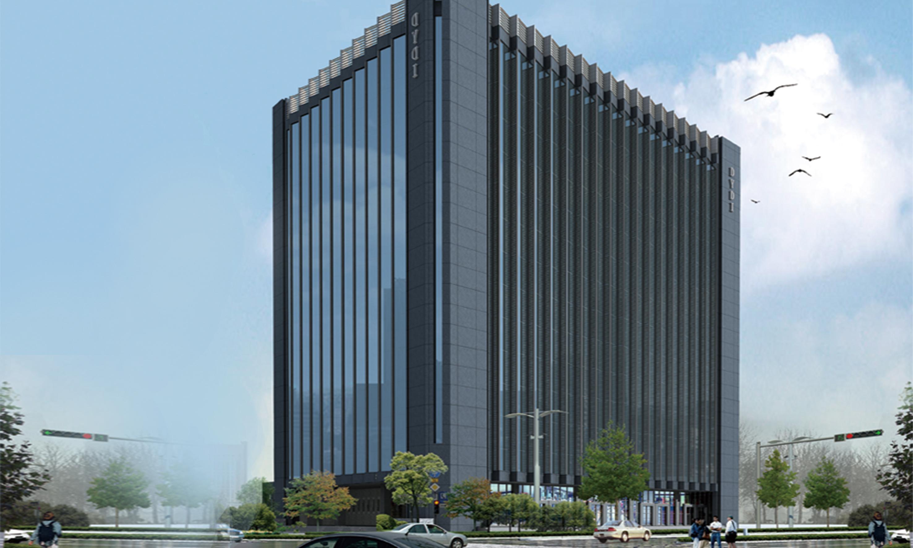 云南省設計院辦公樓項目