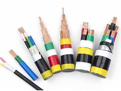 塑料絕緣控製電纜