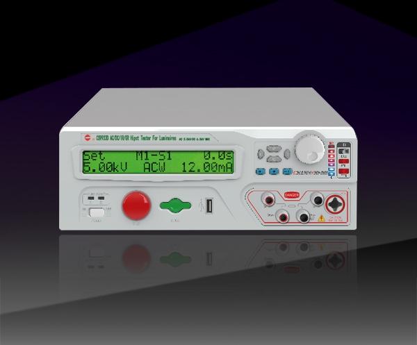 程控耐壓絕緣接地測試儀 CS9933N