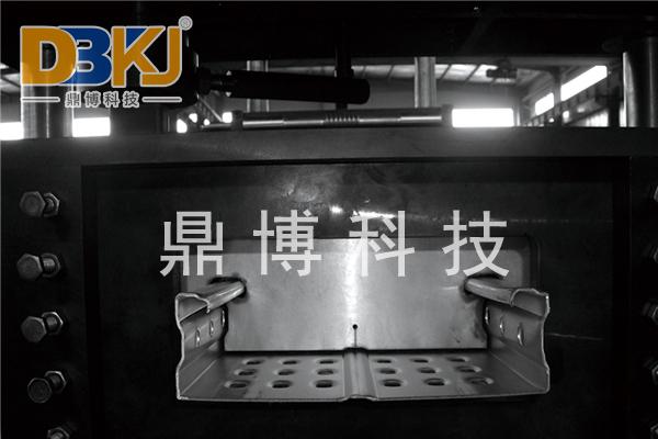 钢跳板生产线