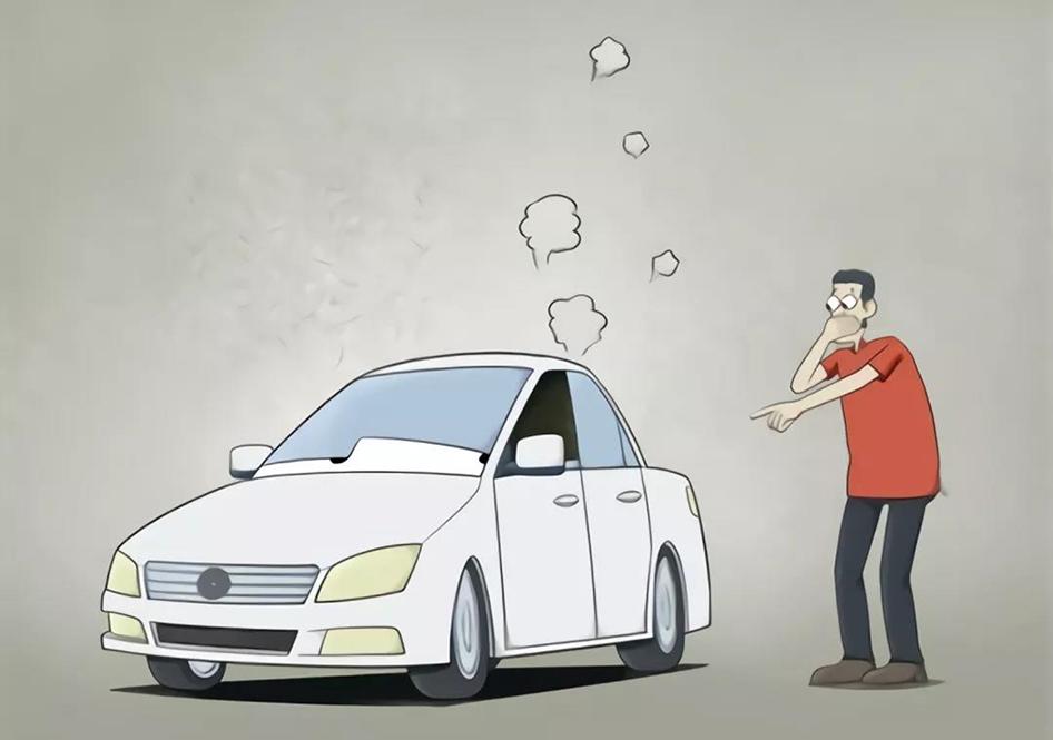中盛智行學院:夏日炎炎,廣大車主要小心了!