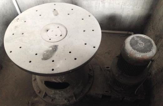 立式离心铸造机