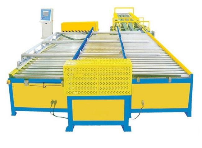 超級 U 型風管自動生產線
