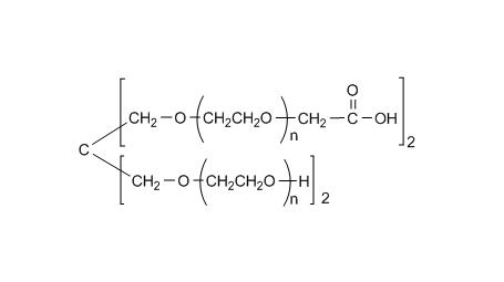 4arm PEG, 2arm-Hydroxyl, 2arm-Carboxyl