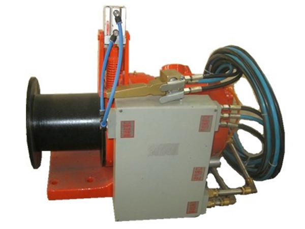 JQH-5×48QⅠ遠程氣控型氣動絞車