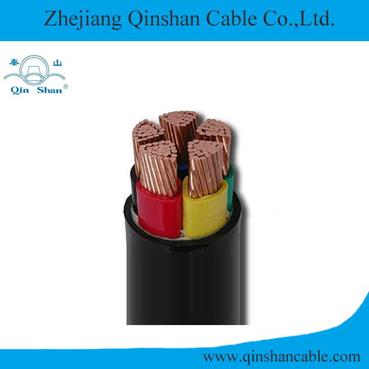 Copper Conductor XLPE Insulated PVC Sheathed Electric Cable