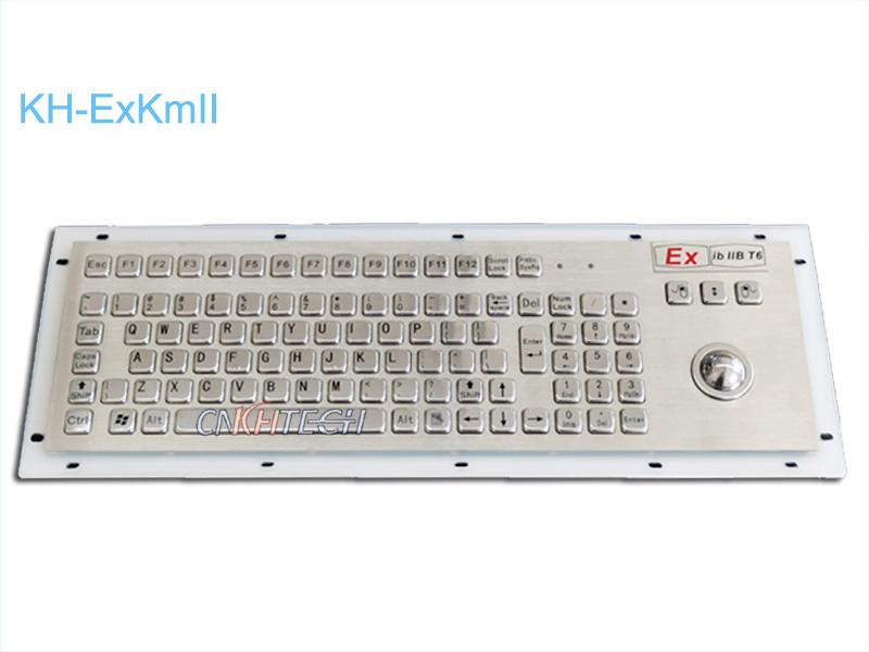 防爆鍵盤(安裝式)