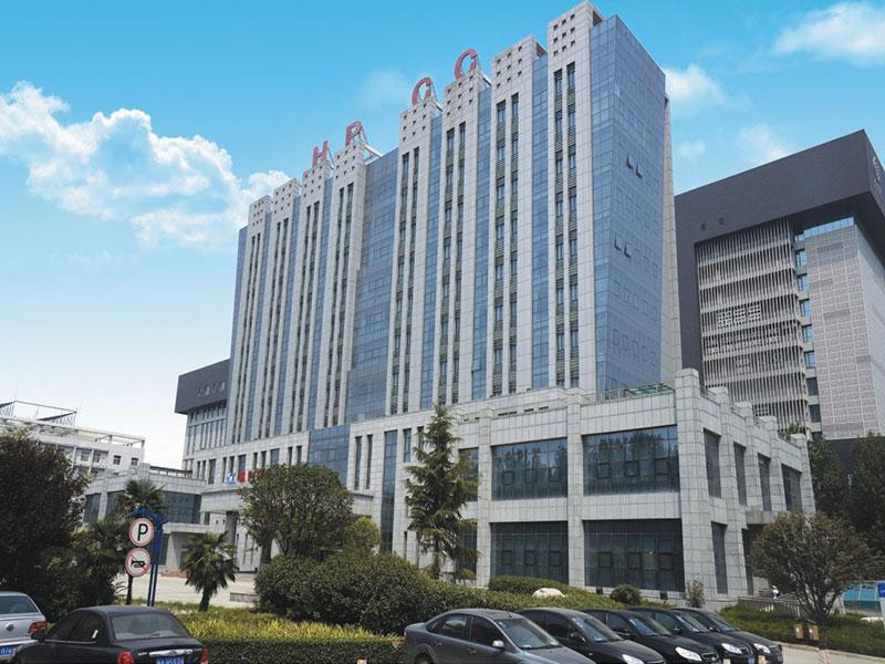 河南第一火電建設公司研發中心