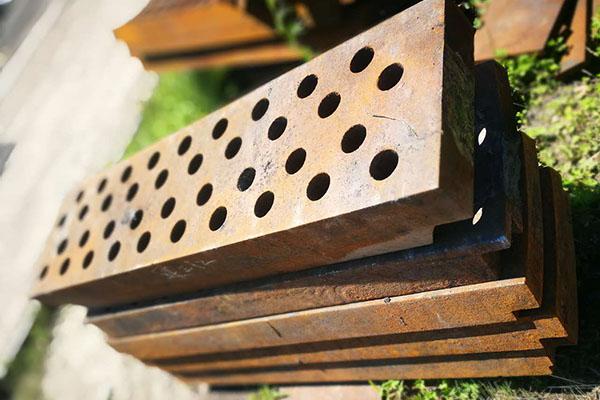 废钢破碎筛板