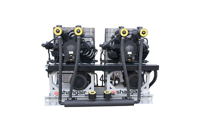 09SH系列空气压缩机(立式双机)
