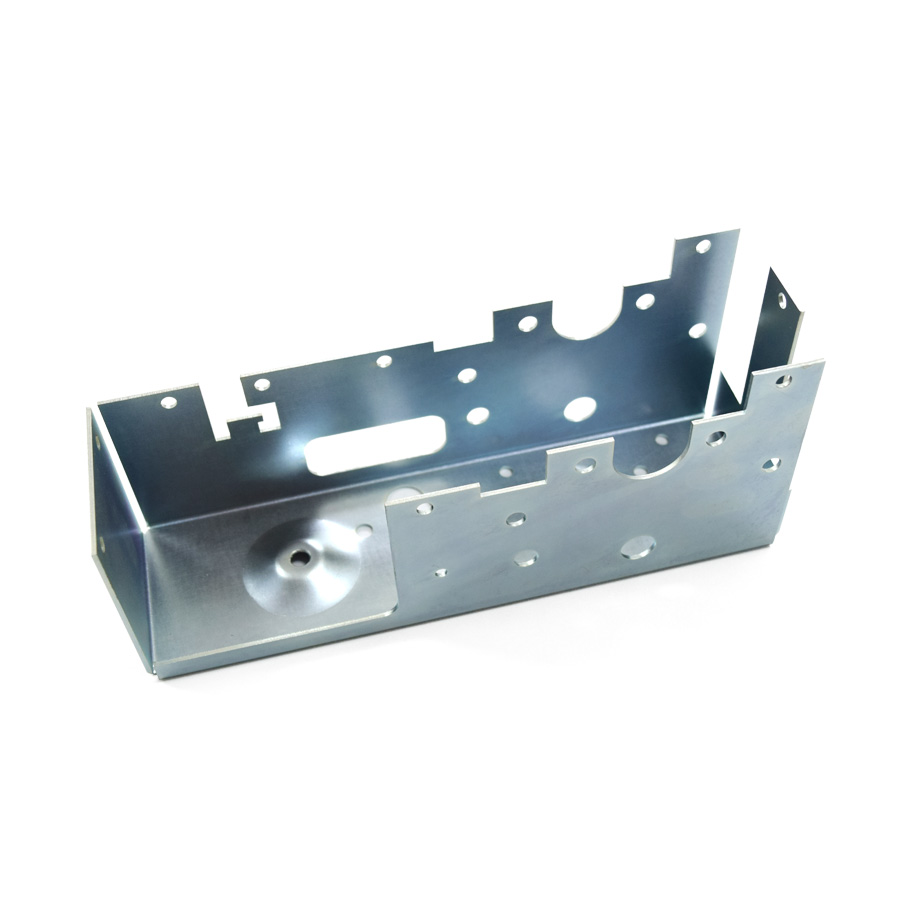 Custom stainless steel stamping part