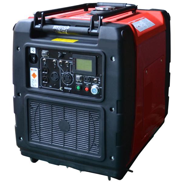 5.0kva 變頻式發電機