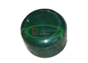 BRACE CAP IN GREEN PVC