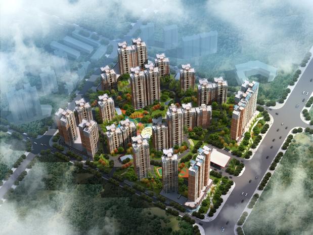 寶慶工業集中區一期控規B-02地(廣業新城)