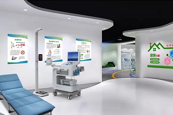 健康小屋一体化体检系统