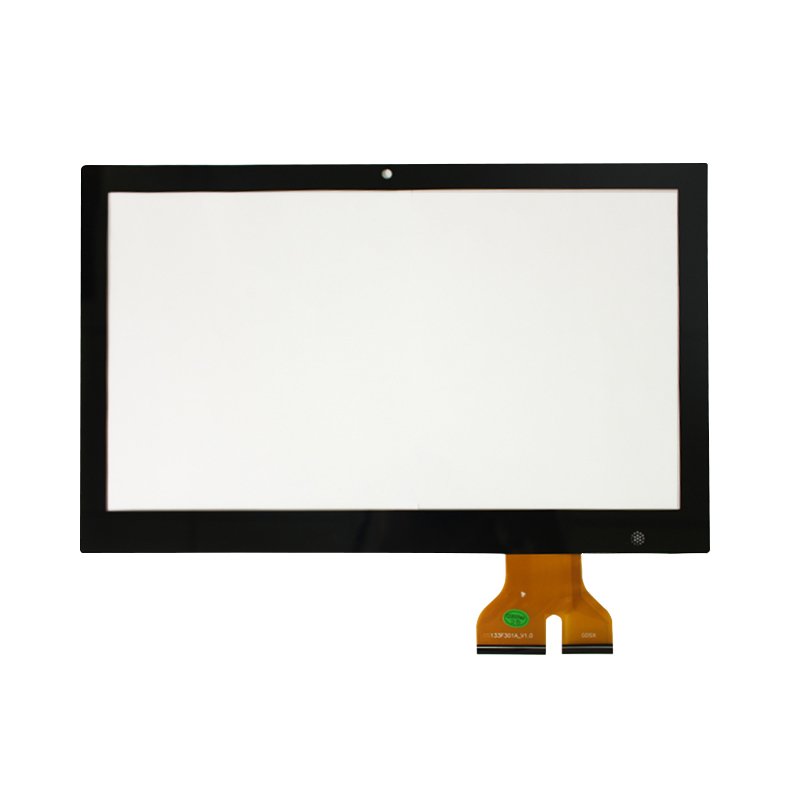 Industrial 13.3 Inch LCD Capacitive Touch Screen 1920x1080 Open Frame Touch Display