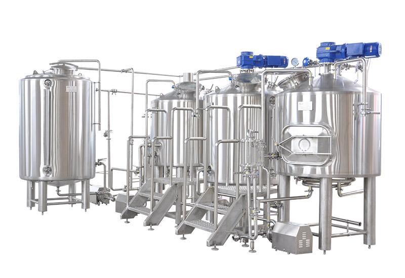 600L 糖化系統