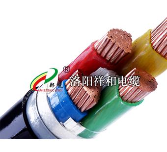 低煙無鹵阻燃(耐火)電纜