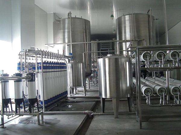 純水及高純水處理工程解決方案