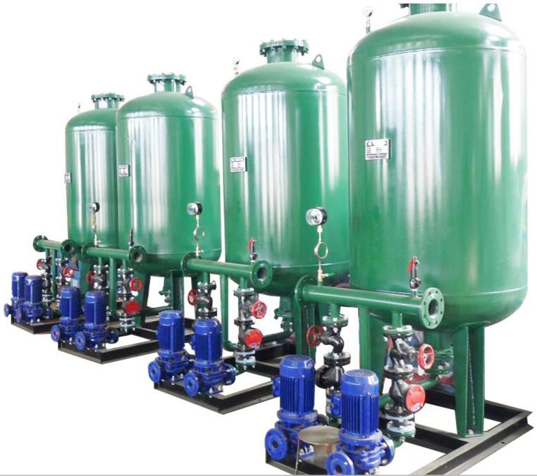 供水設備-落地膨脹水箱
