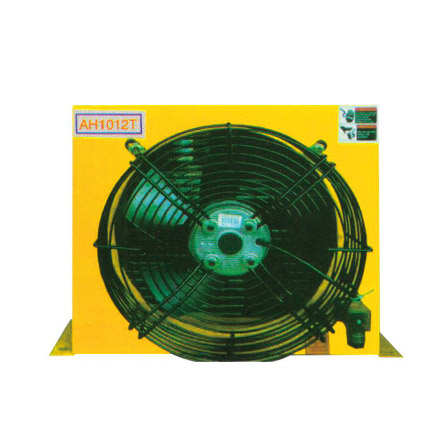 Air cooled oil cooler AH1012T-100L