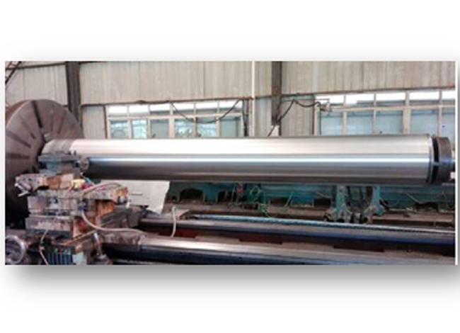 大口径钛合金挤压管