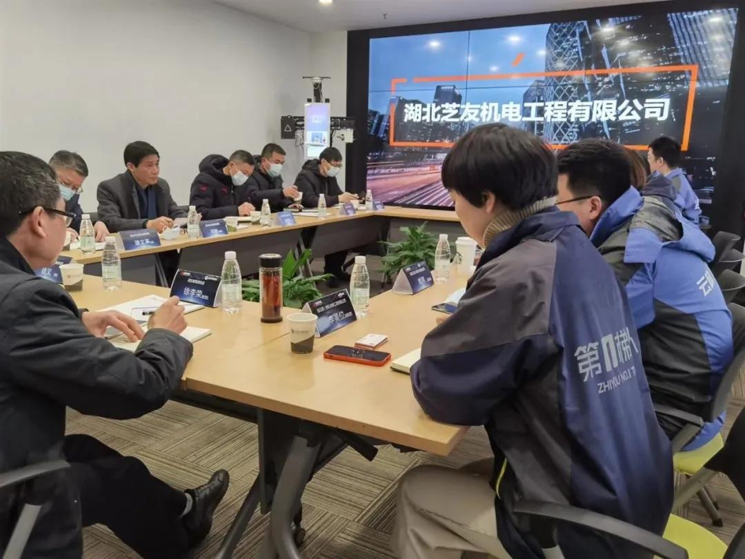 湖北省市场监督管理局副局长邓敏一行赴凯时k66优质运营商机电调研指导