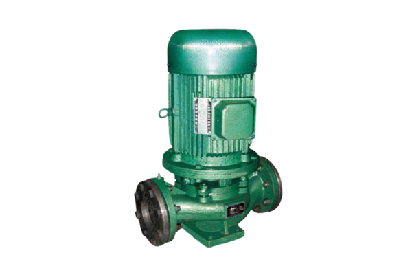 ISG/YGK 型 立式單級單吸離心泵