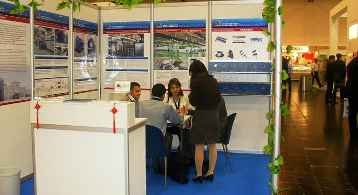 鼎馬參加METPACK 2011德國展會