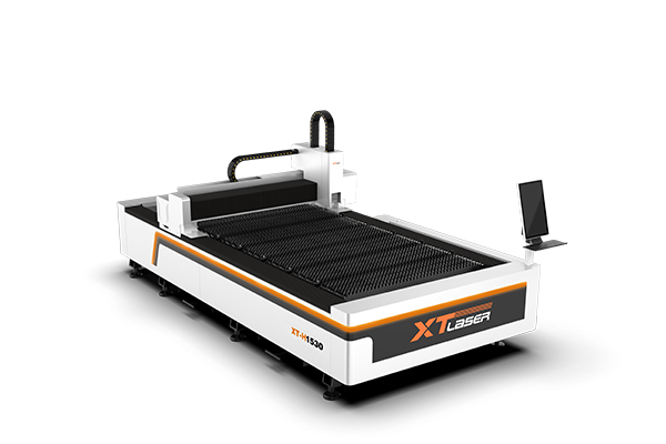 H series-open laser cutting machine