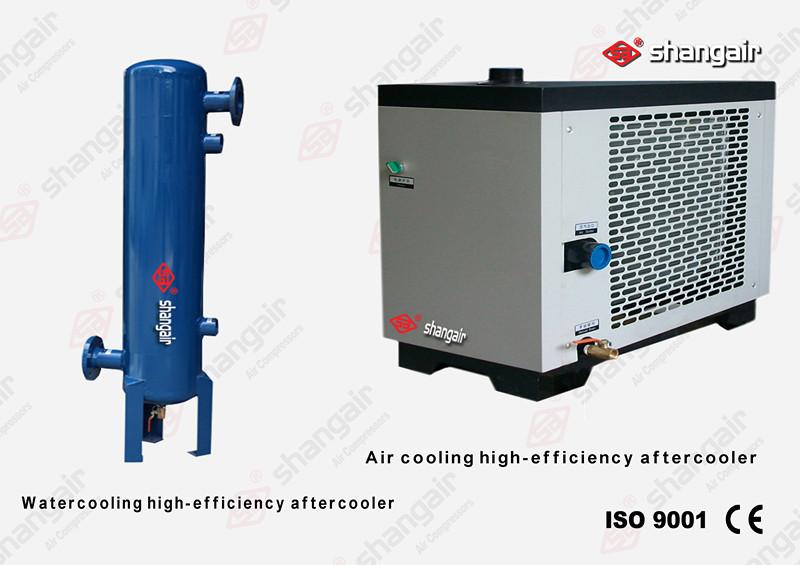 HL系列水冷(风冷)高效后冷却器