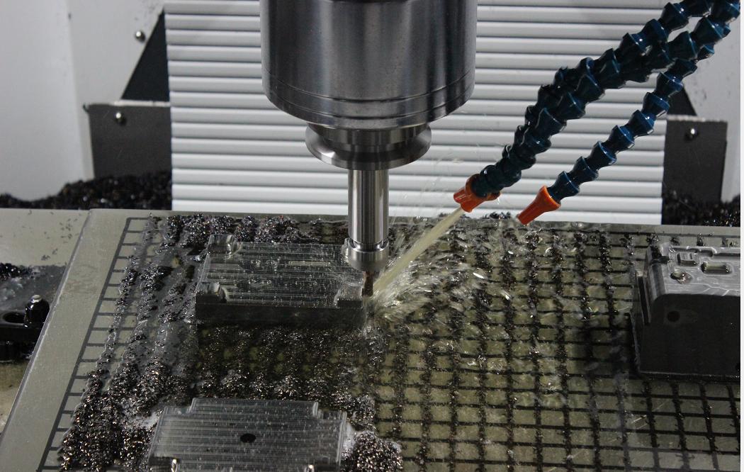 高精度模具制作,最高精度可達到0.001mm