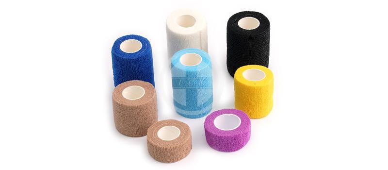 Non-woven Cohesive Bandages