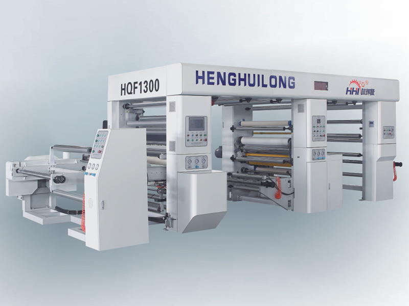 HQF1300熱熔膠輥膠全幅復合機
