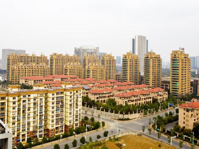 鎮江申華冠城國際小區