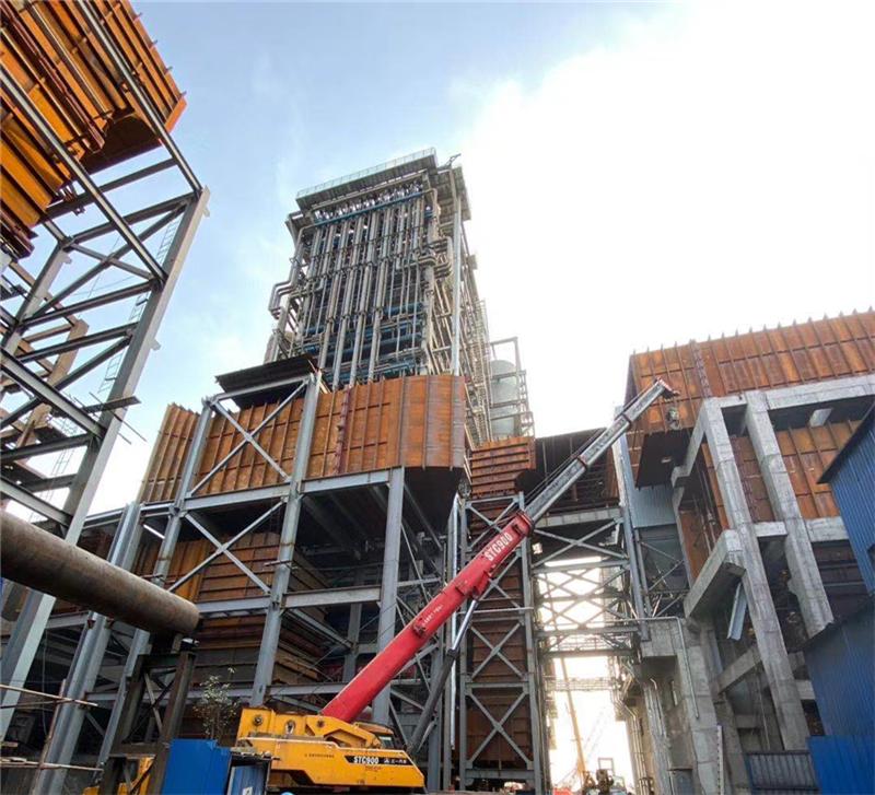 中晟工程技術(天津)有限公司超低排放升級改造項目