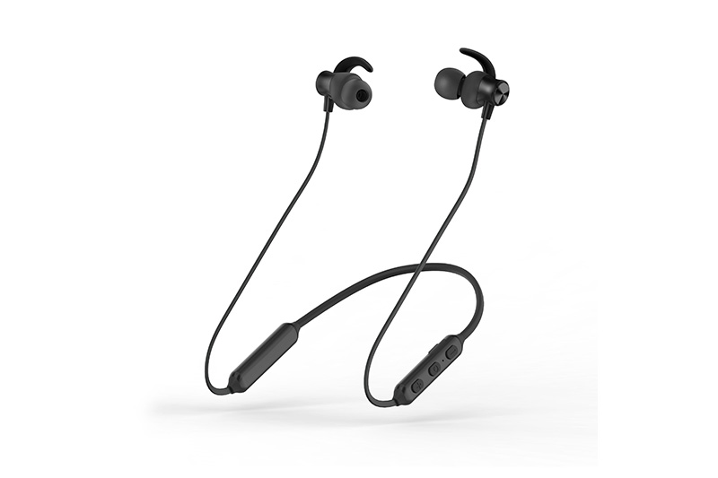 Necklace Bluetooth Stereo Earphones