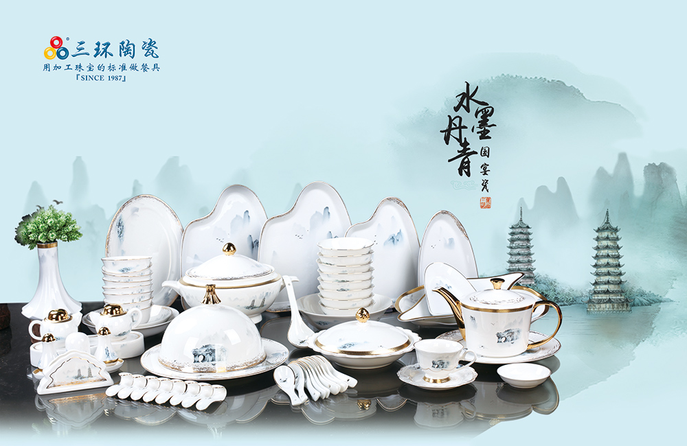 水墨丹青-桂林山水